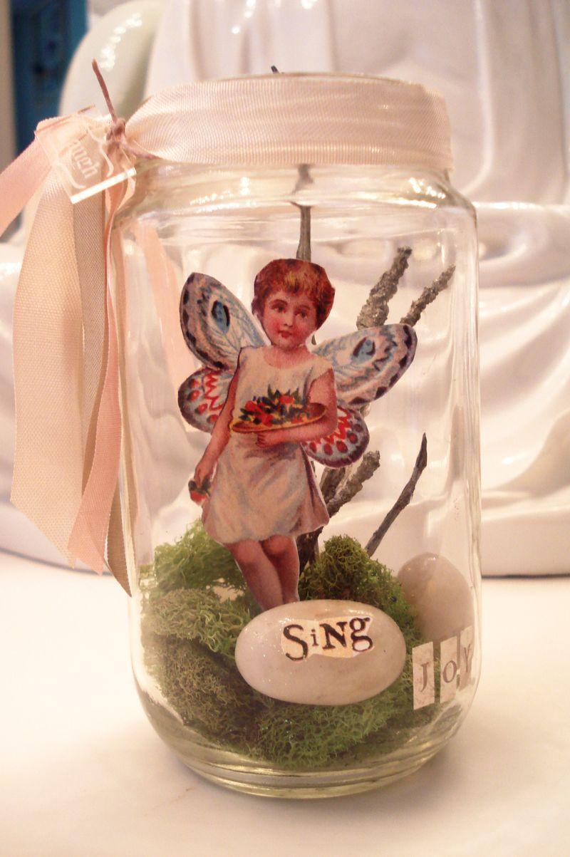 Fairy jar 008