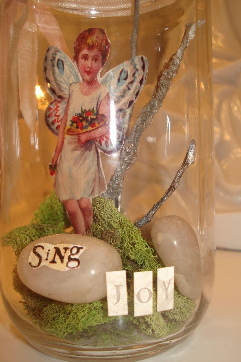 Fairy jar 010